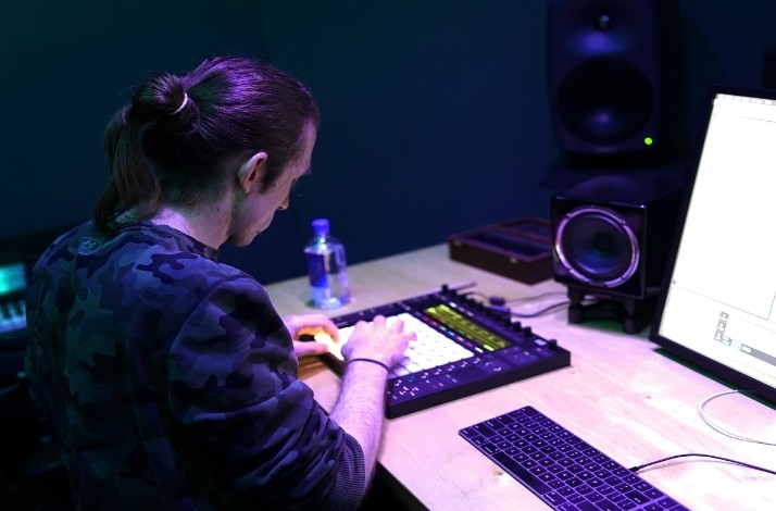 Make your own music in a state-of-the-art recording studio: In New York, New York (1)