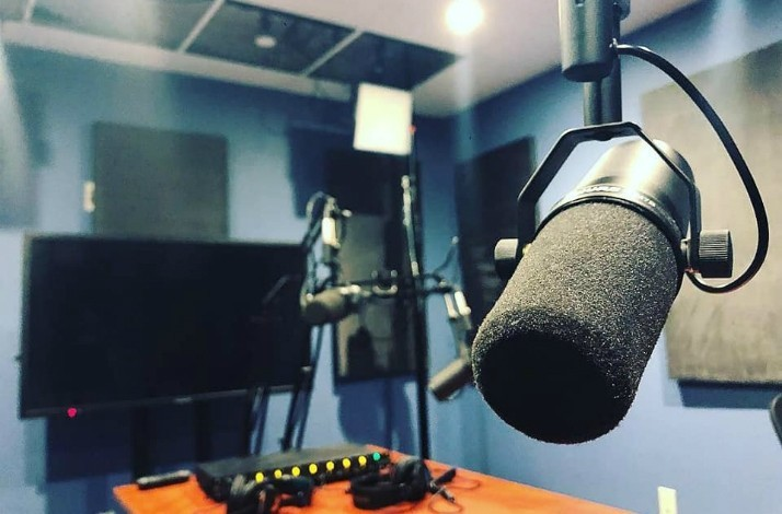 Learn the inner workings of podcast production at Hangar Studios: In New York, New York (1)
