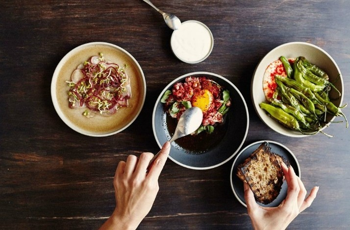 Tuck into progressive SoCal cuisine at Here's Looking at You: In Los Angeles, California (1)