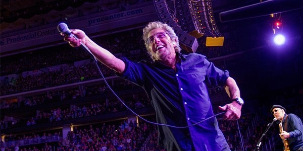 Hang out with The Who & Eddie Vedder Sweepstakes: Meet the Iconic