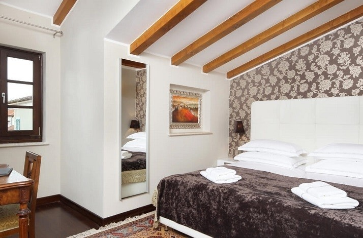 Treat yourself to a night of luxury at the Vela Vrata Hotel: In Buzet, Croatia (1)