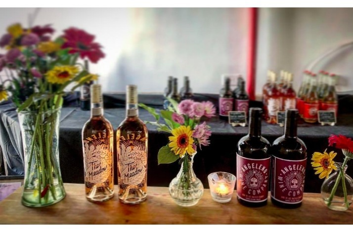 Visit Angeleno Wine Co. for a private tour and tasting: In Los Angeles, California (1)