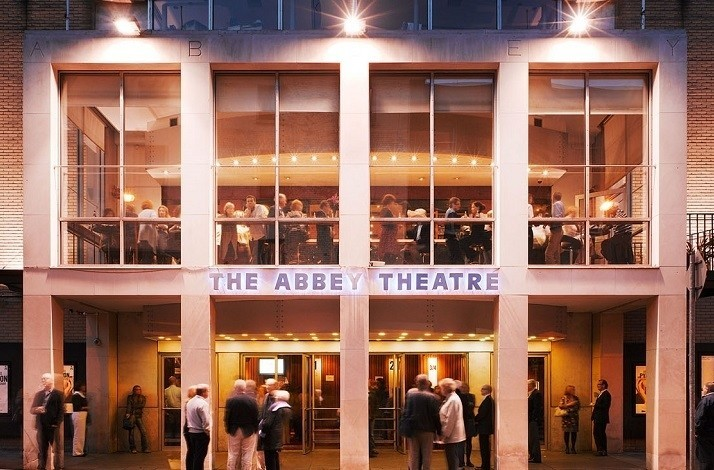 Tread the boards of the Abbey Theatre stage: In Dublin, Ireland (1)