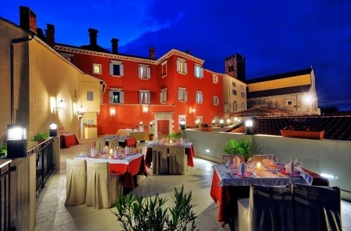 Escape to Hotel Kaštel in Motovun on a romantic getaway for two: In Motovun, Croatia (1)