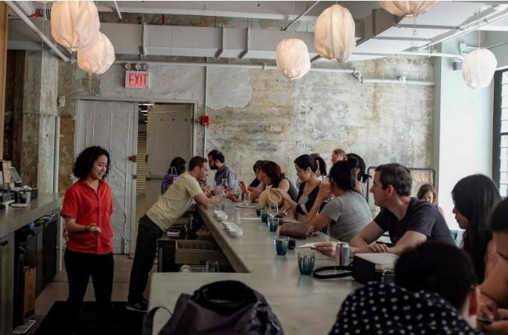 Tour the Brooklyn Kura sake brewery and sample sakes at Sakagura: In Brooklyn, New York (1)