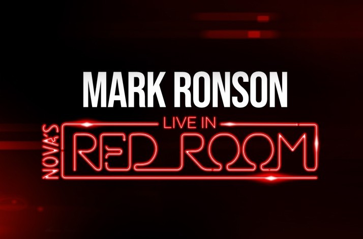 Mark Ronson Live in Nova's Red Room: In Pyrmont, Australia (1)