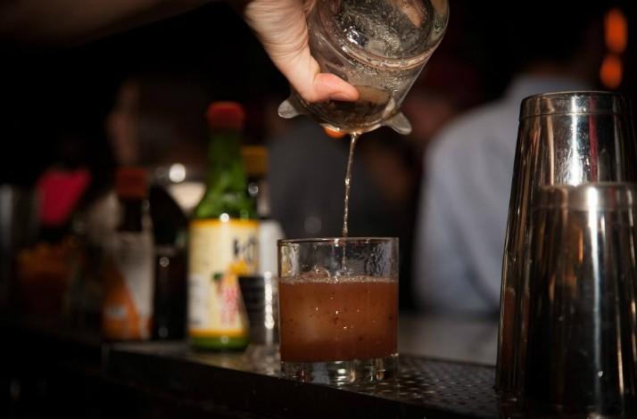 Fall in love with baijiu at Peking Tavern: In Los Angeles, California (1)