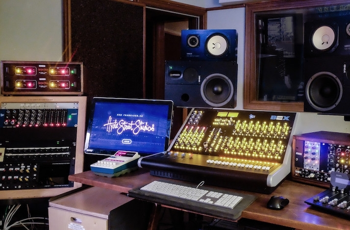 Tour the Legendary Hyde Street Studios in San Francisco with a Local Musician and Recording Engineer: In San Francisco, California (1)