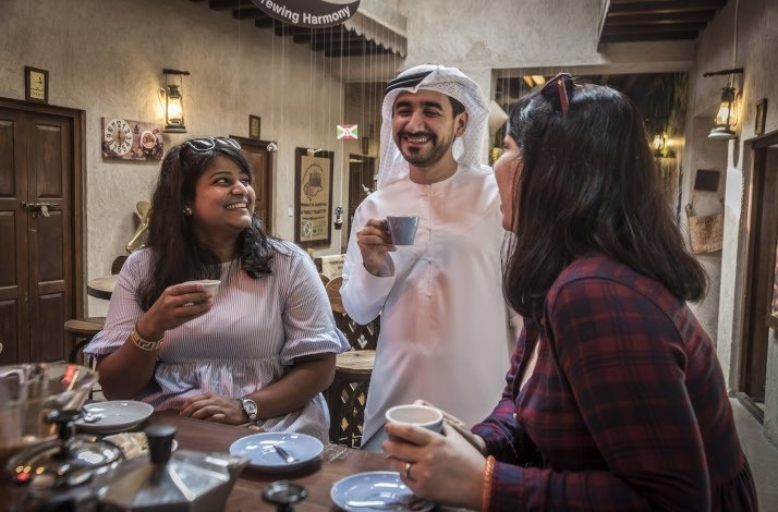 Sample Emirati cuisine with a local host: In Dubai, United Arab Emirates (1)