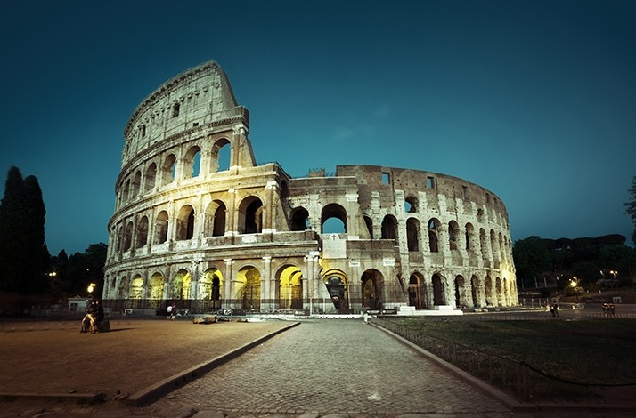 Visit the Colosseum at night and tour its underground passages: In Rome, Italy (1)