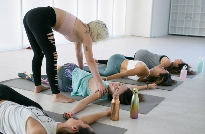 Unwind during a curated wellness immersion at Sacred Space Miami: In Miami, Florida (1)