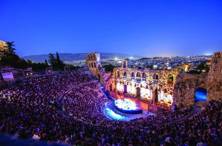 Experience classic Greek culture in spectacular ancient settings: In Athens, Greece (1)