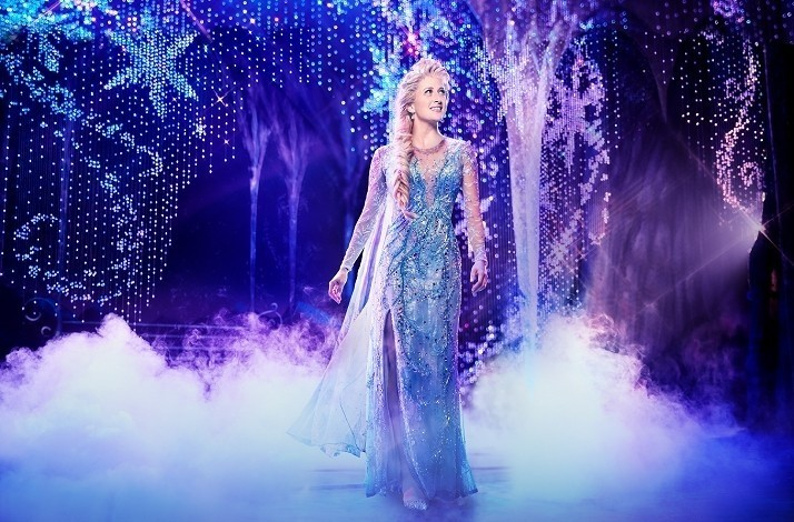 See the hit Broadway musical Frozen and hear from the cast: In New York, New York (1)