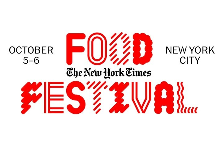 Get tickets to The New York Times Food Festival October 5-6: In New York, New York (1)