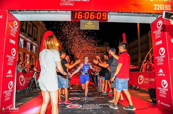 Tackle the Challenge Madrid Half Distance race as a VIP guest: In Madrid, Spain (1)