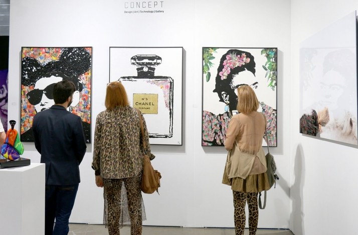Priority Access to Miami Art Week and Private Tour of Spectrum Miami and Red Dot Miami: In Miami, Florida (1)