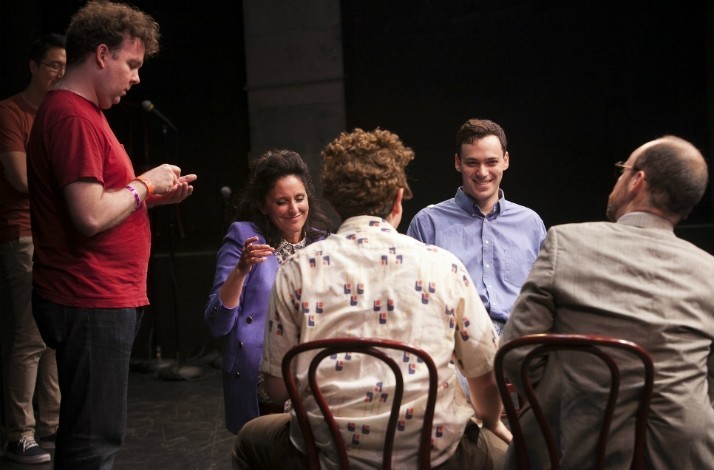 Laugh it up with the Upright Citizens Brigade in front-row seats: In Los Angeles, California (1)