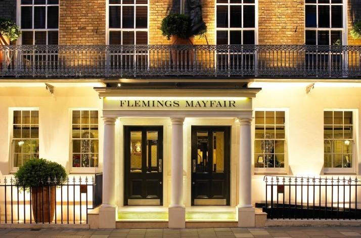 Indulge in a romantic getaway at London's luxury Mayfair hotel: In London, United Kingdom (1)