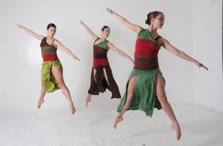 Observe a professional dance company's private rehearsal: In New York, New York (1)