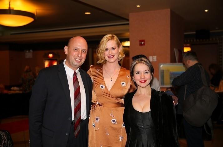 Walk the red carpet before attending the Chelsea Film Festival: In New York, New York (1)