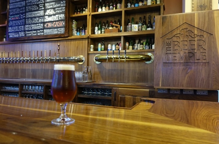 Sip global ales and lagers at a tasting curated by The Beer Temple: In Chicago, Illinois (1)