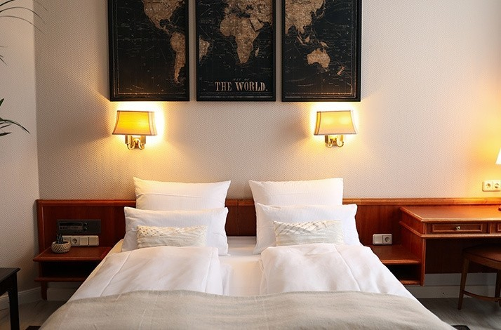 Explore Munich with a bicycle package for two at Hotel Krone: In Munich, Germany (1)