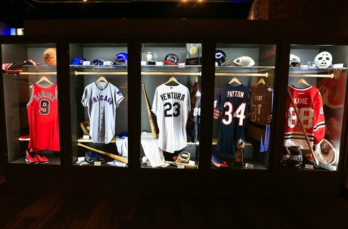 Soak in the history on a private tour of the Chicago Sports Museum: In Chicago, Illinois (1)