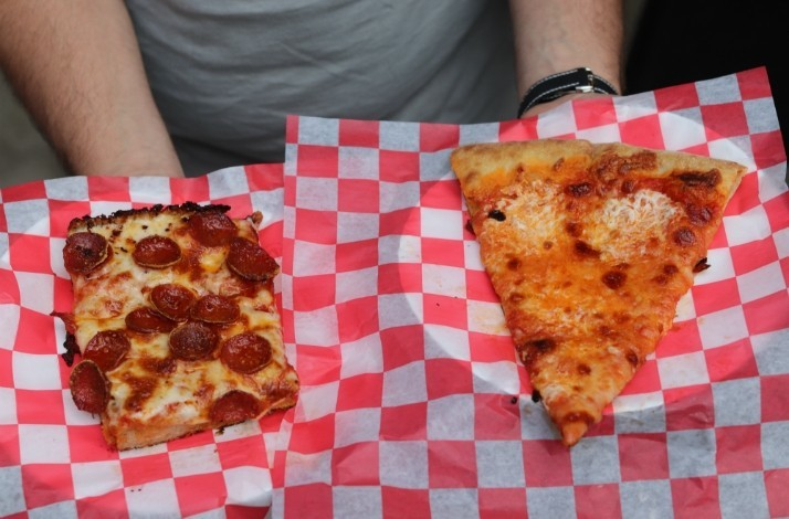 Choose your favorite slice on a NYC pizza tour with the bloggers behind No Leftovers: In New York, New York (1)