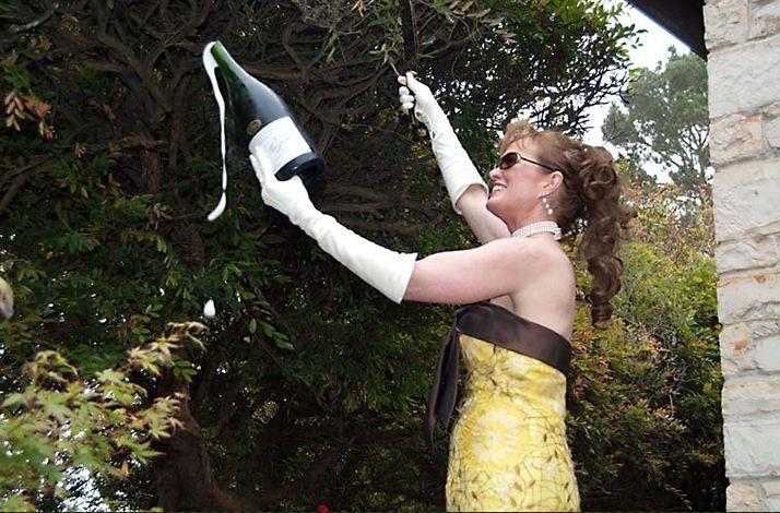 Champagne Tasting and Sabering with a Master Sommelier: In San Francisco, California (1)
