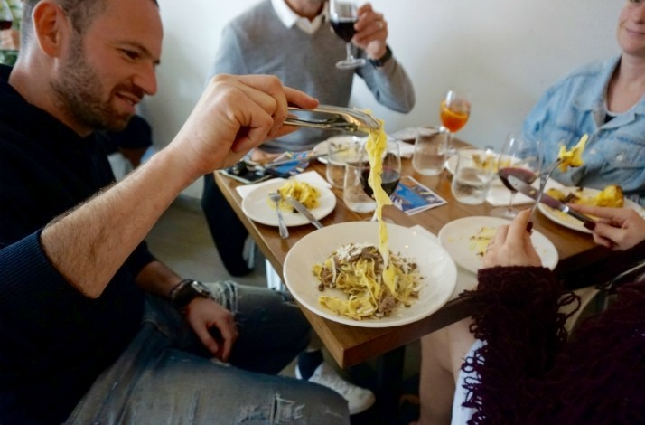 Make corzetti pasta with award-winning chef Nicole Bampton: In Leichhardt, Australia (1)