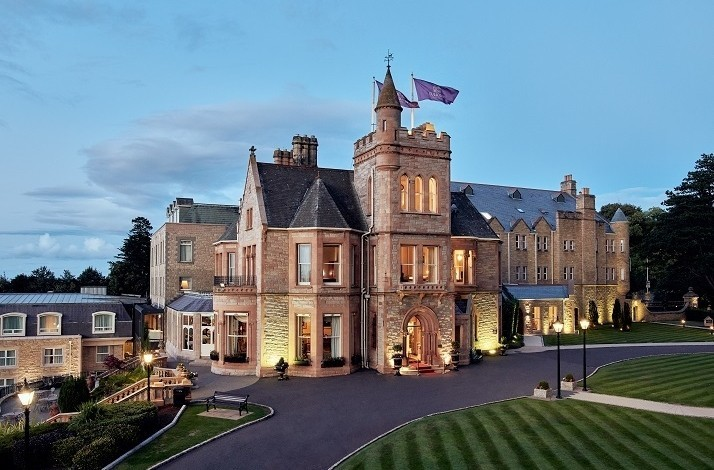 Escape to Culloden Estate and Spa for a stay fit for royalty: In Dublin, Ireland (1)