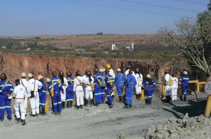 Embark on a tour of the Cullinan diamond mine: In Cullinan, South Africa (1)