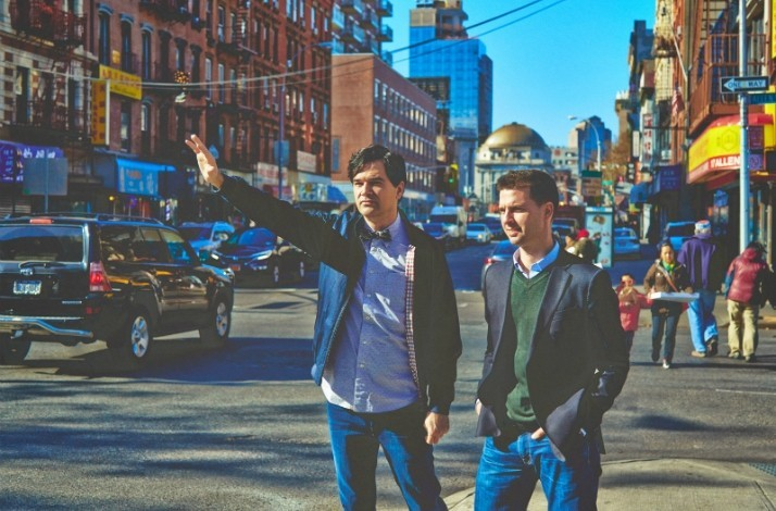 Tour the heart of New York City with the hosts of The Bowery Boys: In New York, New York (1)