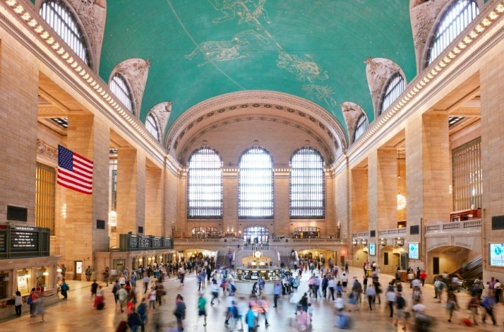Tour Grand Central Terminal with a historian and dine at Agern: In New York, New York (1)