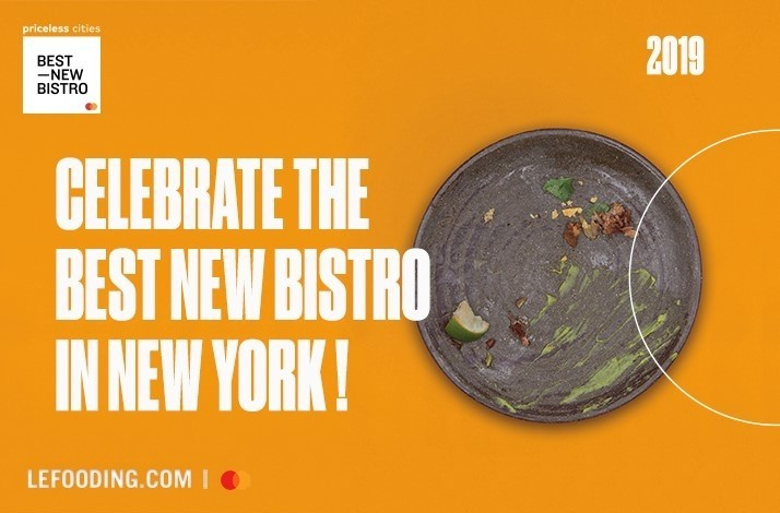 Celebrate New York's Best New Bistro at the awards reception: In New York, New York (1)
