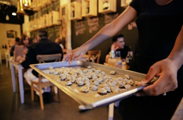 Learn to make classic pasta dishes from a famous chef at Via Emilia Garden: In Miami, Florida (1)