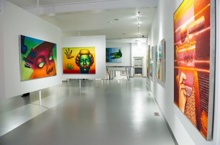 Tour the Ed Paschke Art Center after hours with its co-founder: In Chicago, Illinois (1)