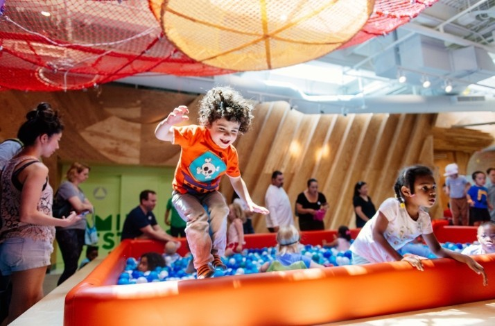 Take a private family tour of the new Cayton Children's Museum: In Santa Monica, California (1)