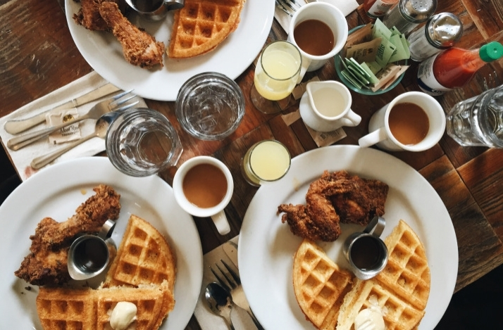 Family-Style Soul Food Feast at Top Chef Tonya Holland's Brown Sugar Kitchen in Downtown Oakland: In Oakland, California (1)