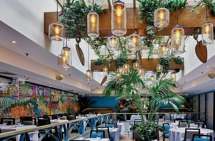 Be transported to Old Havana when you visit Victor's Café: In New York, New York (1)