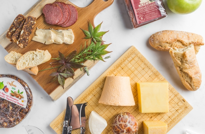 Private Charcuterie Board Making Lesson and Wine Tasting with Foragers Present in the Mission: In San Francisco, California (1)