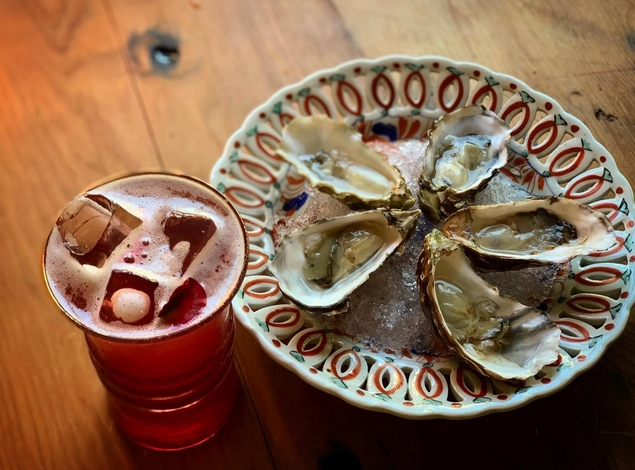 Private Oyster Shucking Workshop and Cocktail Pairing at Copper Spoon in Oakland: In Oakland, California (1)