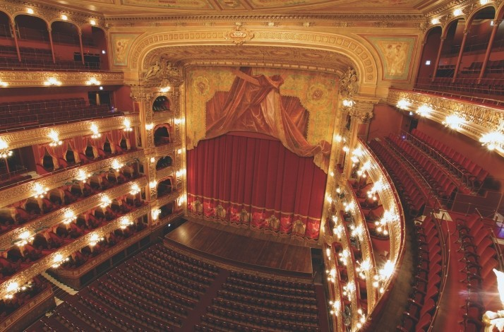 Take in a show and discover the secrets of the Teatro Colón: In Buenos Aires, Argentina (1)
