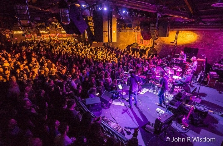 Relish the ultimate concert experience at Brooklyn Bowl: In Brooklyn, New York (1)