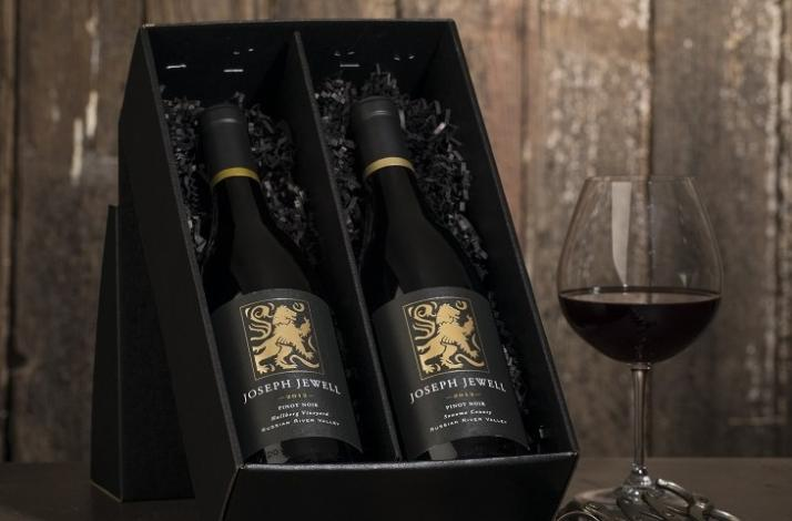 A New California Sensibility: Gift Set of 2 Pinot Noirs from Next-Generation Winemakers