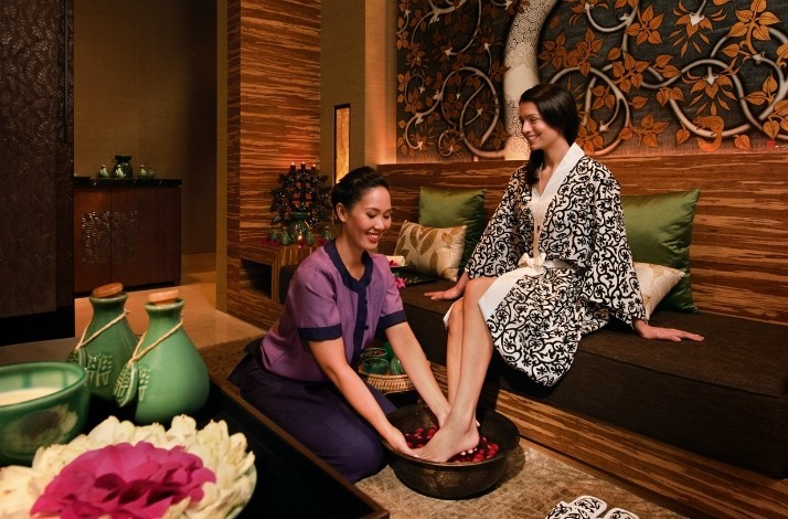 Indulge in a relaxing spa day at the award-winning Banyan Tree: In Singapore, Singapore (1)