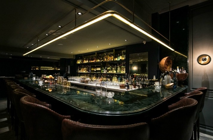 Sip a custom cocktail at Bangkok's luxe, James Bond-inspired bar: In Bangkok, Thailand (1)
