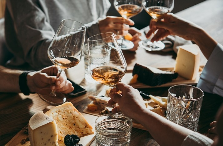 Enjoy a blindfolded cheese and beverage tasting at Curds & Co.: In Brookline, Massachusetts (1)