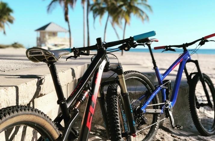 Explore tropical Key Biscayne via a guided bike tour: In Miami, Florida (1)