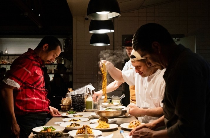 Taste seven courses from a James Beard Award-Winning Chef: In Los Angeles, California (1)